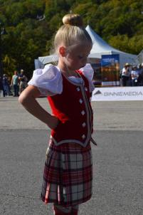A public performance from the Cathy Coleman school of Scottish Dancing. Picture thanks to New Hampshire Highland Games.