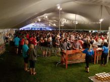 Just a quick pic of the beer tent! Do you have one!