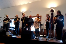Danny Leroux, Reg Portieous, Neil MacDonell, Denis Carr, Shelley Downing, Ashley MacLeod, Paddy Kelly (me!)