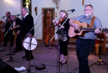 Some fun with the Brigadoons at the 2016 Maxville Music Fest