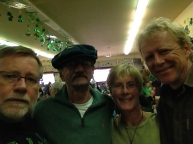 Our friends the Carroll's from Pembroke came down for some fun! It has been a while! Great to see them!