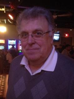 Mr Ken MacMillan at the Windsor Tavern. Thanks for having us Ken!
