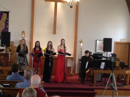 MCM Festival Showcase at the 2016 Maxville Music Fest