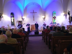 The Brigadoons at the 2016 Maxville Music Fest