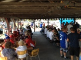 Great crowd for a great Saturday afternoon!