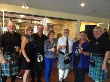 The Brigadoons with Triskele