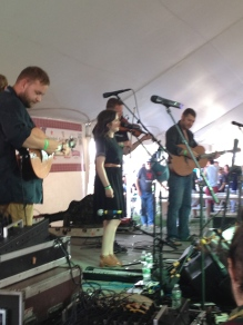 Great group from Scotland called Daimh. Check them out!