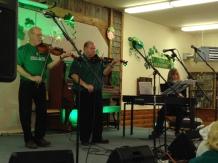 Randy Foster, Dennis Harrington and Cheryl Fitzgerald