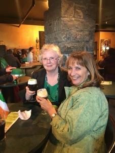 Tis herself, Rosemary O'Brien. Thanks for having us!