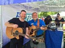 Padraig Allen and myself! Check out the shared video at my Facebook page posted by 580 CFRA in Ottawa!
